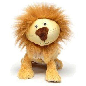 Zoobie Pets Lencho the Lion (ZP104)  Order at http://amzn.com/dp/B000PDMB40/?tag=trendjogja-20