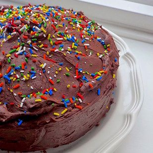 Best Chocolate Cake Ever | 25 Of Your Favorite Treats Adapted For High Altitudes