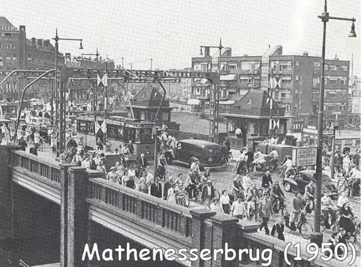 1950 Mathenesserbrug