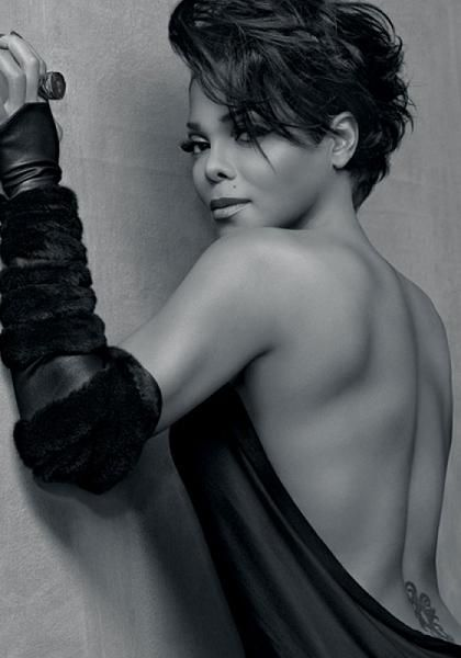 Janet Jackson Stuns in New Blackglama Ads [PHOTOS] Janet Jackson – GossipOnThis.com