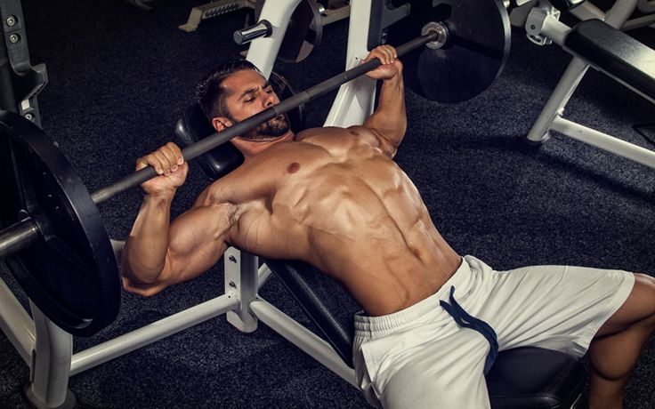 bench press workouts for strength 2