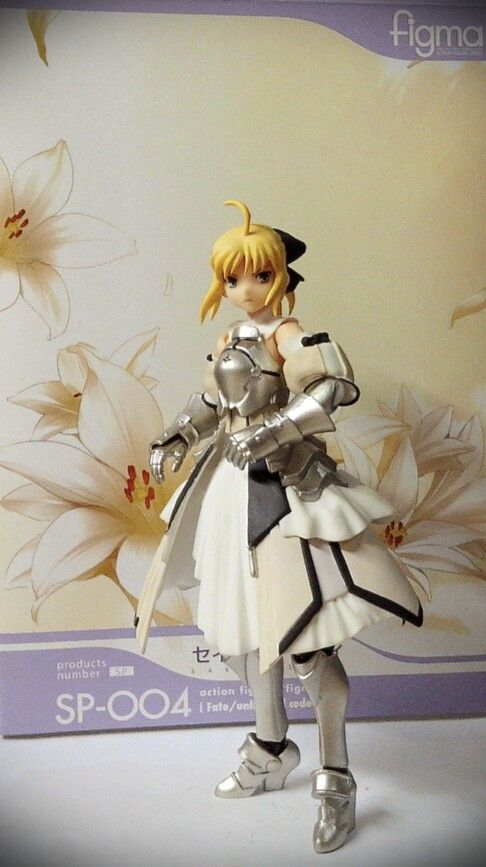 Figma Saber Lily.