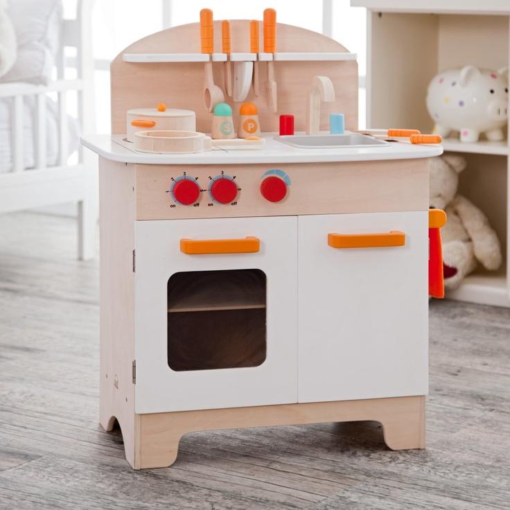Hape White Kitchen