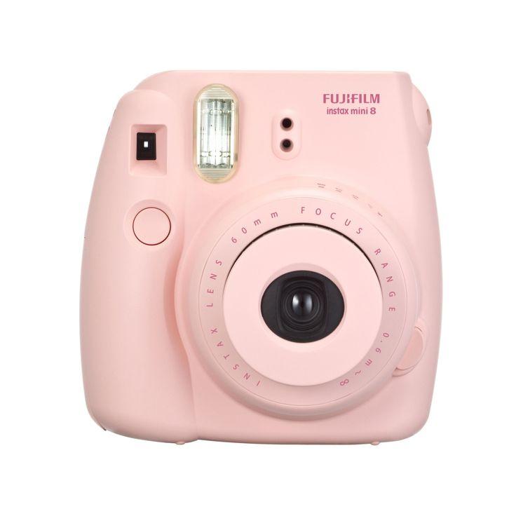 instax mini 8 instant camera rose   Boutique Fujifilm