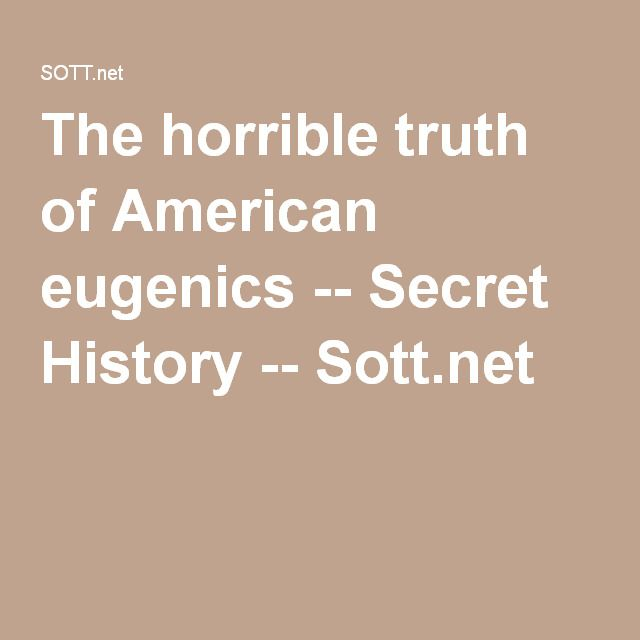 history of eugenics His comments exemplified the close kinship between eugenics and earlier social darwinist and malthusian attacks on public health and social welfare programs, a link that remained powerful throughout the history of eugenics.