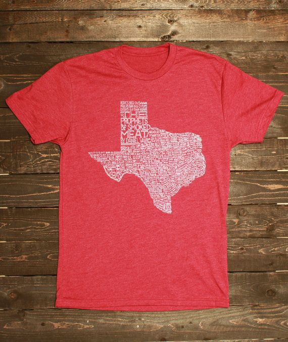 Texas Bbq Shirt The Prophets Of Smoked Meat Daniel