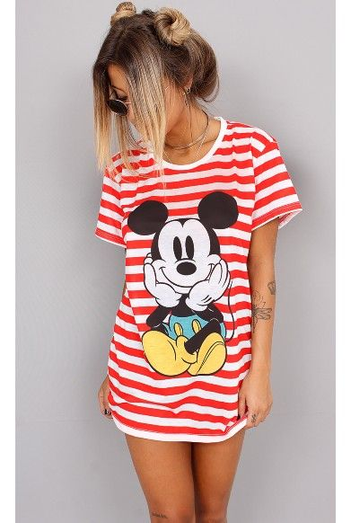 T- Shirt Mickey - fashioncloset