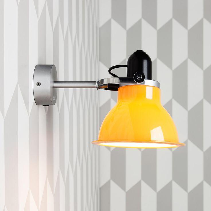 Anglepoise - Type 1228 Wall Light, Daffodil Yellow