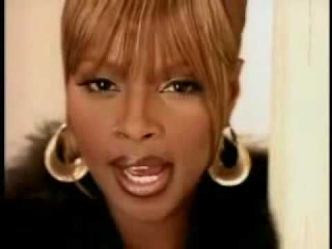 Mary J. Blige - Not Gon' Cry (from the Waiting To Exhale Movie Soundtrack, 1995-96)