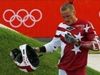 Latvia finally has a gold medal at these Olympics! 2nd consecutive gold for the great BMX rider Maris Strombergs. Cycling Video | NBC Olympics.