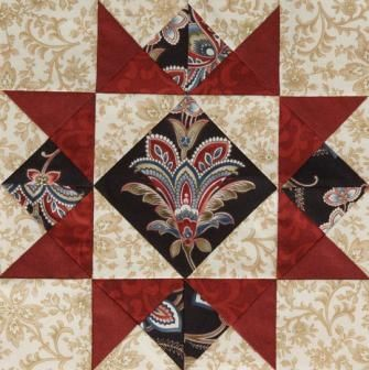 American Patchwork & Quilting® 2012 Mystery Quilt BLOCK 2 | AllPeopleQuilt.com