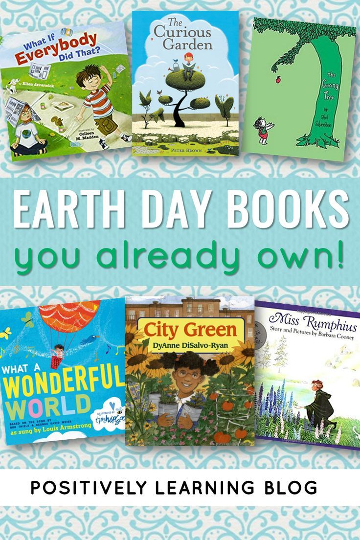 Earth Day Books For Special Educators Kindergarten Books Day Book Earth Day Activities Earth day read alouds