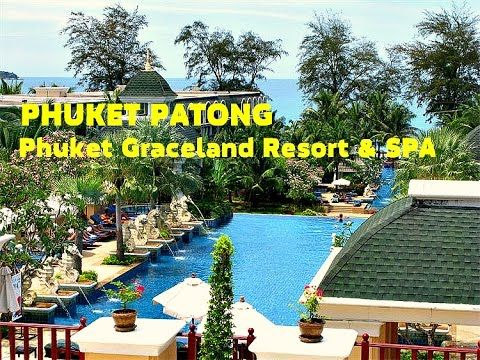 ПХУКЕТ Phuket Graceland Resort & SPA Грэйслэнд Резорт и Спа Отель