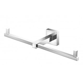 Double toilet roll holder STRONG A3-23126
