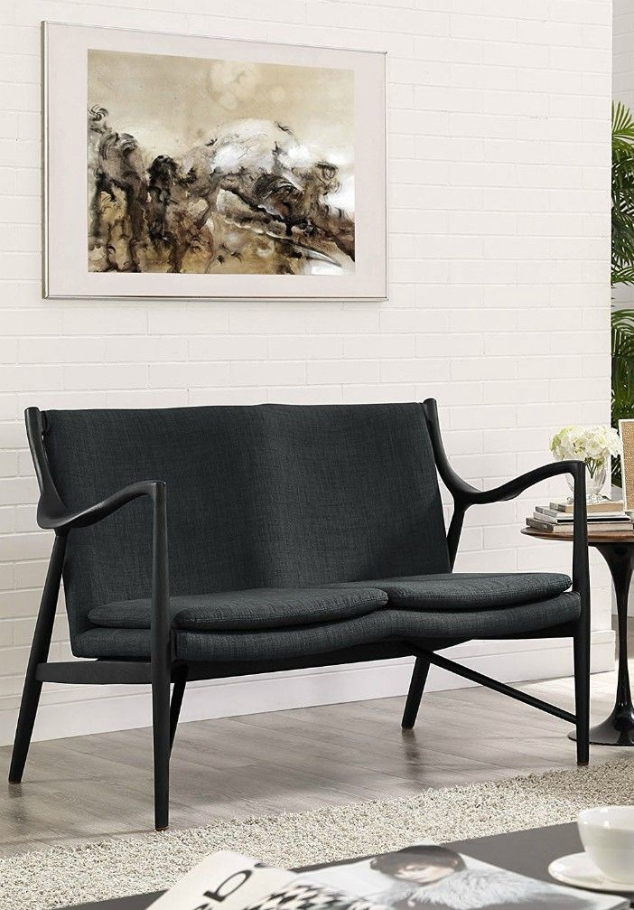 14 stylish loveseats for small space dwellers and cuddlers rh pinterest com