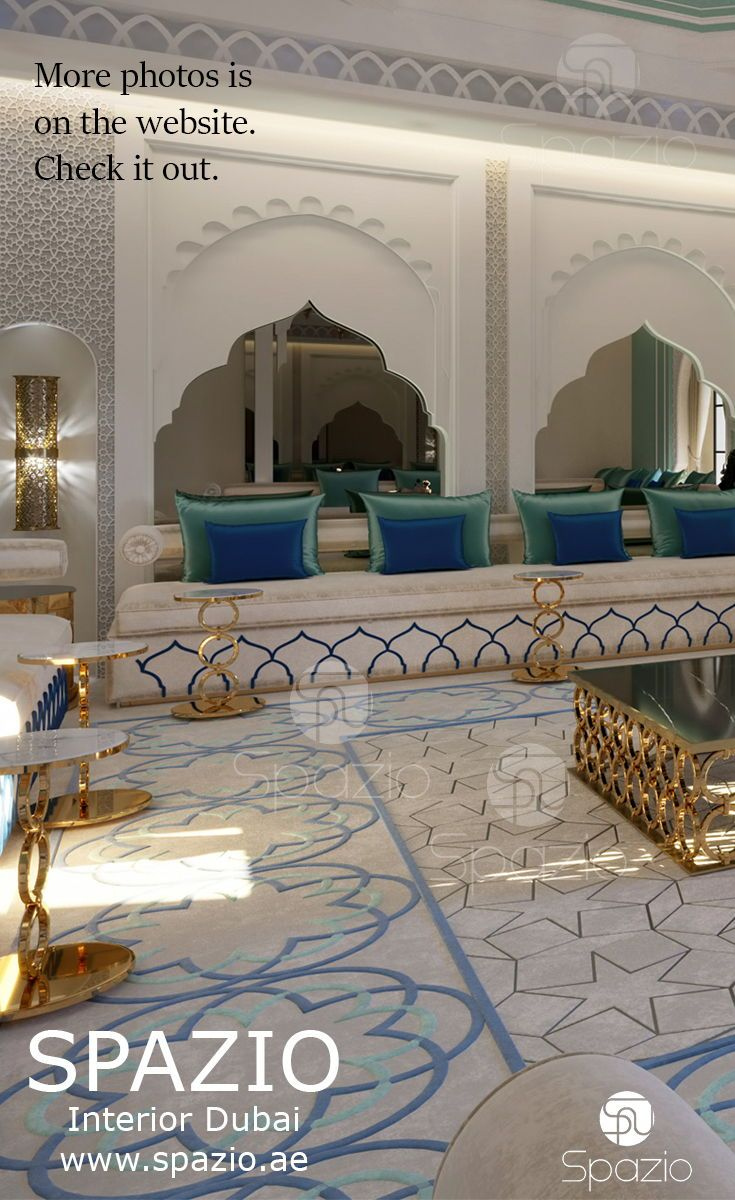 arabic decor living room interior design livingroom