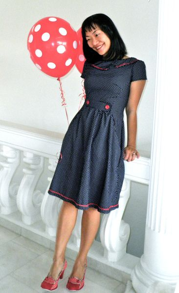 "Simplicity 2591 A few inches longer and this would be ""sew"" cute!"