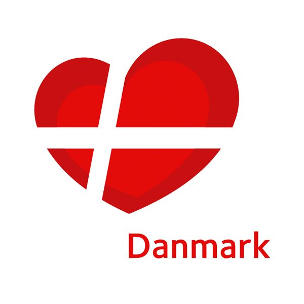 Denmark Tourism Logo | Design Tagebuch