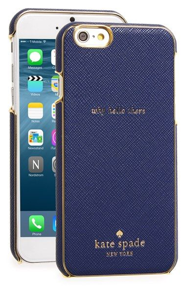 kate spade iphone case kate spade new york why hello there iphone 6 amp 6s 15594