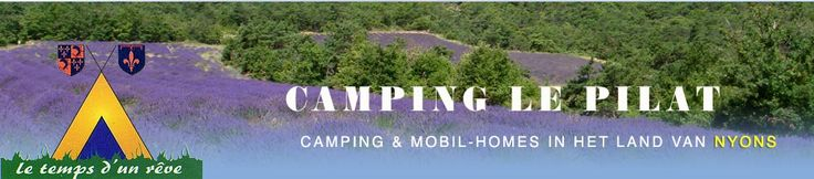 Camping Le Pilat, Zwembad met glijbaan en riviertje om in te zwemmen (bergwater)
