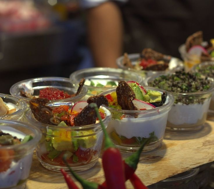 Tel Aviv Eat food festival in May 2016