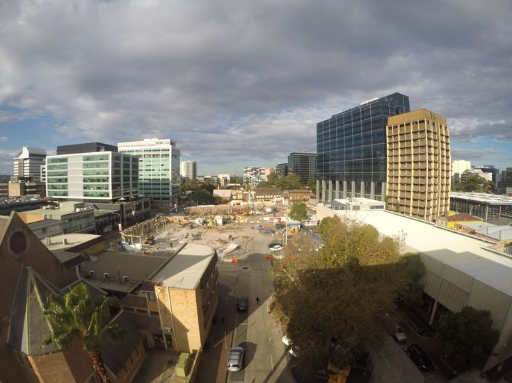 Civic Place - Parramatta Square 28 May 2015. Parramatta City Council, Research and Collection Services