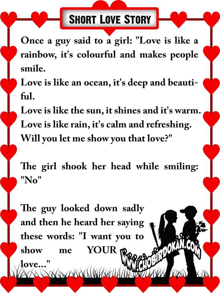 Love Short Stories