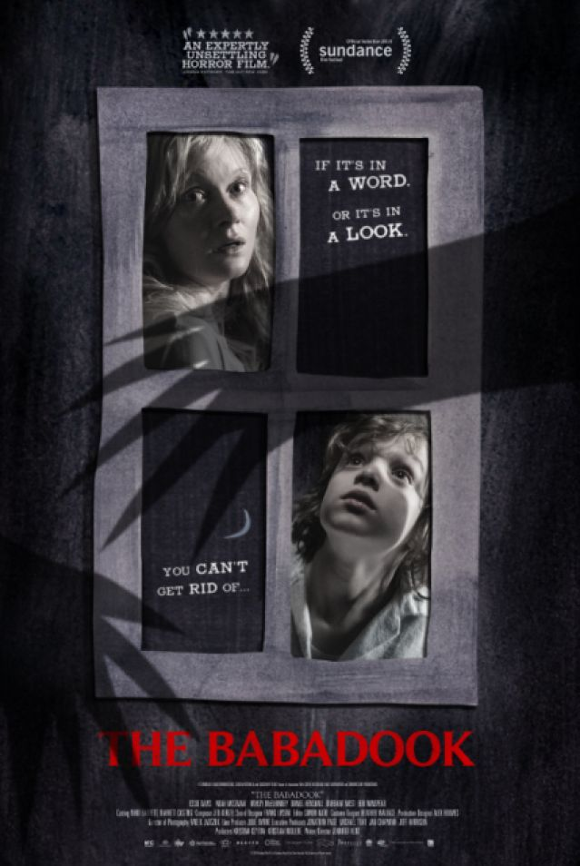 The Babadook Horror Movie