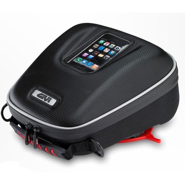 Givi 3D603 Tanklock Tank Bag - Includes Fitting Kit   Givi Bags   BBB