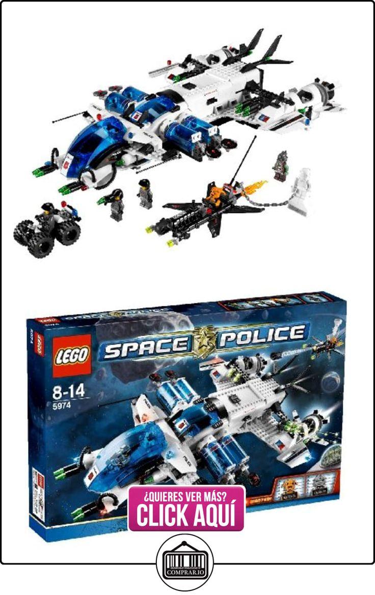 LEGO Space Police 5974  ✿ Lego - el surtido más amplio ✿ ▬► Ver oferta: http://comprar.io/goto/B001U3ZMMW