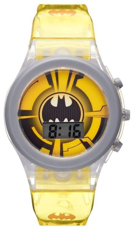 DC Comics Batman Kids' Digital Light-Up Watch