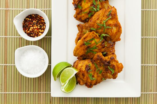 Kiwis love barbecues and these BBQ Thai Chicken Thighs are the perfect summer treat!