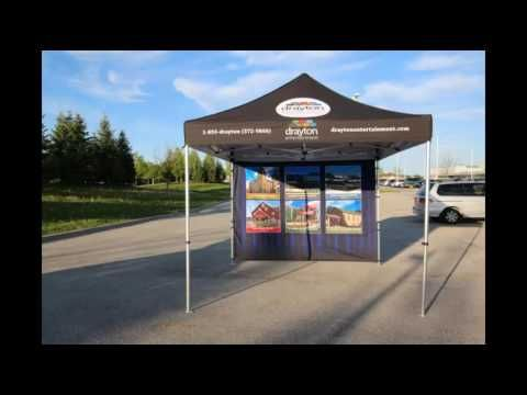 Custom Canopy Tents For Sale