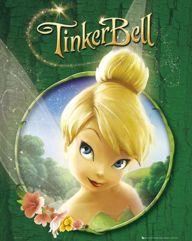 """Tinker Bell"" (2008).  DisneyToon Studios"