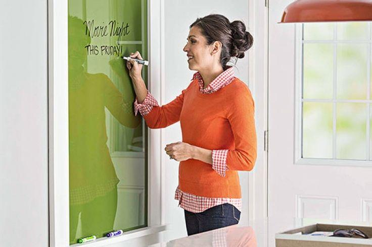 Comment fabriquer un tableau de marqueurs effaçables