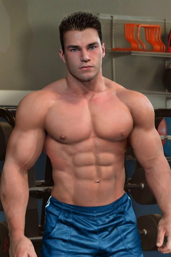 boys type body Twink average