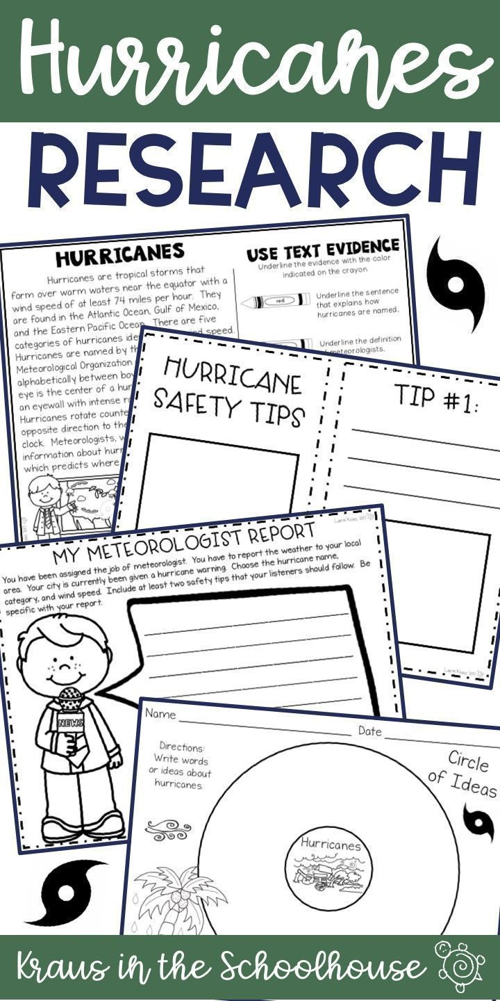 Hurricanes Activities Reading Graphic Organizers Text Evidence Graphic Organizers