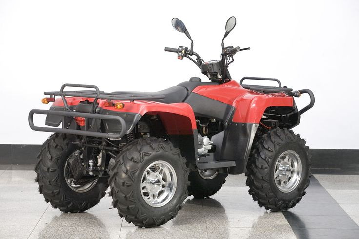 49cc scooters, 50cc scooters, 150cc scooters to 400cc Gas Scooters for sale , Street Legal Mopeds, Motorcycles, Go Karts, 4 Wheelers, Utility Vehicles, - 400cc 4X4 Mountaineer ATV - On The Fly 4x4 - UTILITY ATV OF THE YEAR! ( ATV - 1041 )