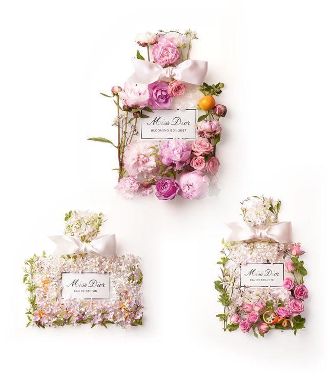 Os perfumes da Coleção Miss Dior foram inspirados em vestidos de alta costura e na feminilidade da mulher Dior. Conheça todos!