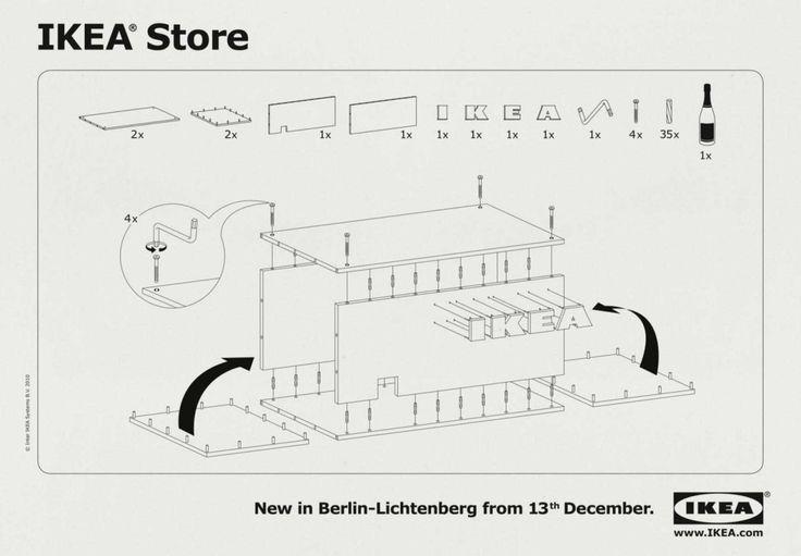 IKEA - Berlin-Lichtenberg Store opening Grabarz & Partner - http://www.theinspiration.com/2015/03/ikea-berlin-lichtenberg-store-opening-grabarz-partner/