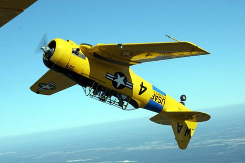 Florida Warbirds SNJ #4. Done that.