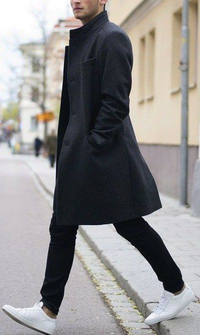 A beginners guide to styling a trench coat!