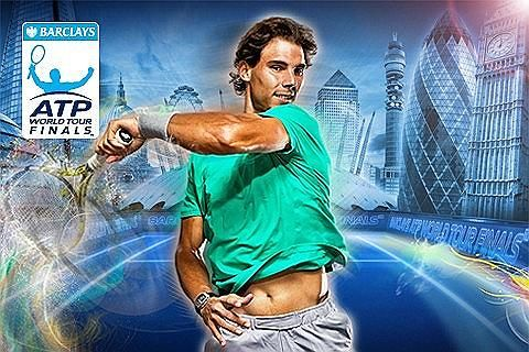 Barclays ATP World Tour Finals 2013