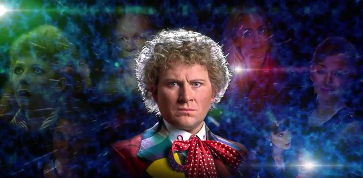 The Sixth Doctor and Companions