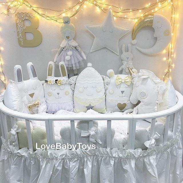 """Коллекция """"Белая сказка"""" уже на сайте Lovebabytoys.ru  Задумывалась, как приданое для малыша, которое через много много лет будет напоминать о волшебном времени, о маминой любви, папиной заботе, о счастье и домашнем уюте LoveBabyToys®"""