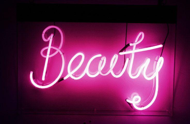 Beauty is always on.
