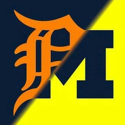 Michigan Wolverines and the Detroit Tigers