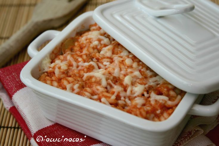 Riso+al+forno+saporito
