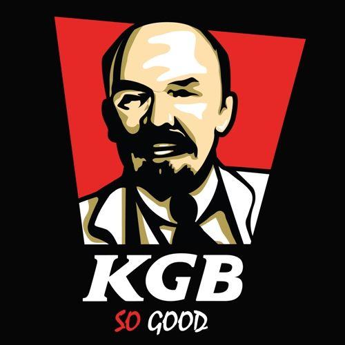t- shirt KFC | t-shirt communisme | t shirt lenine | t shirt geek