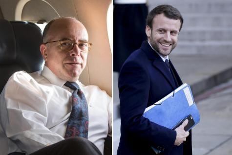 La barbe d'Emmanuel Macron? «Un signe de radicalisation» selon Bernard Cazeneuve. - soirmag.be